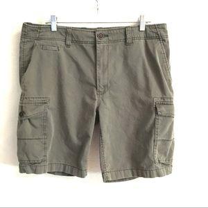 Arizona men's cargo shorts 36